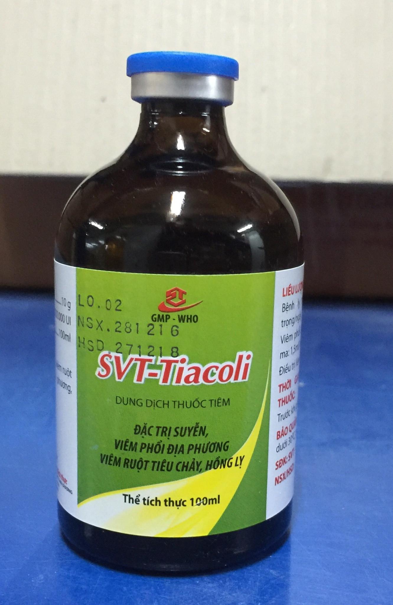 SVT - Tiacoli