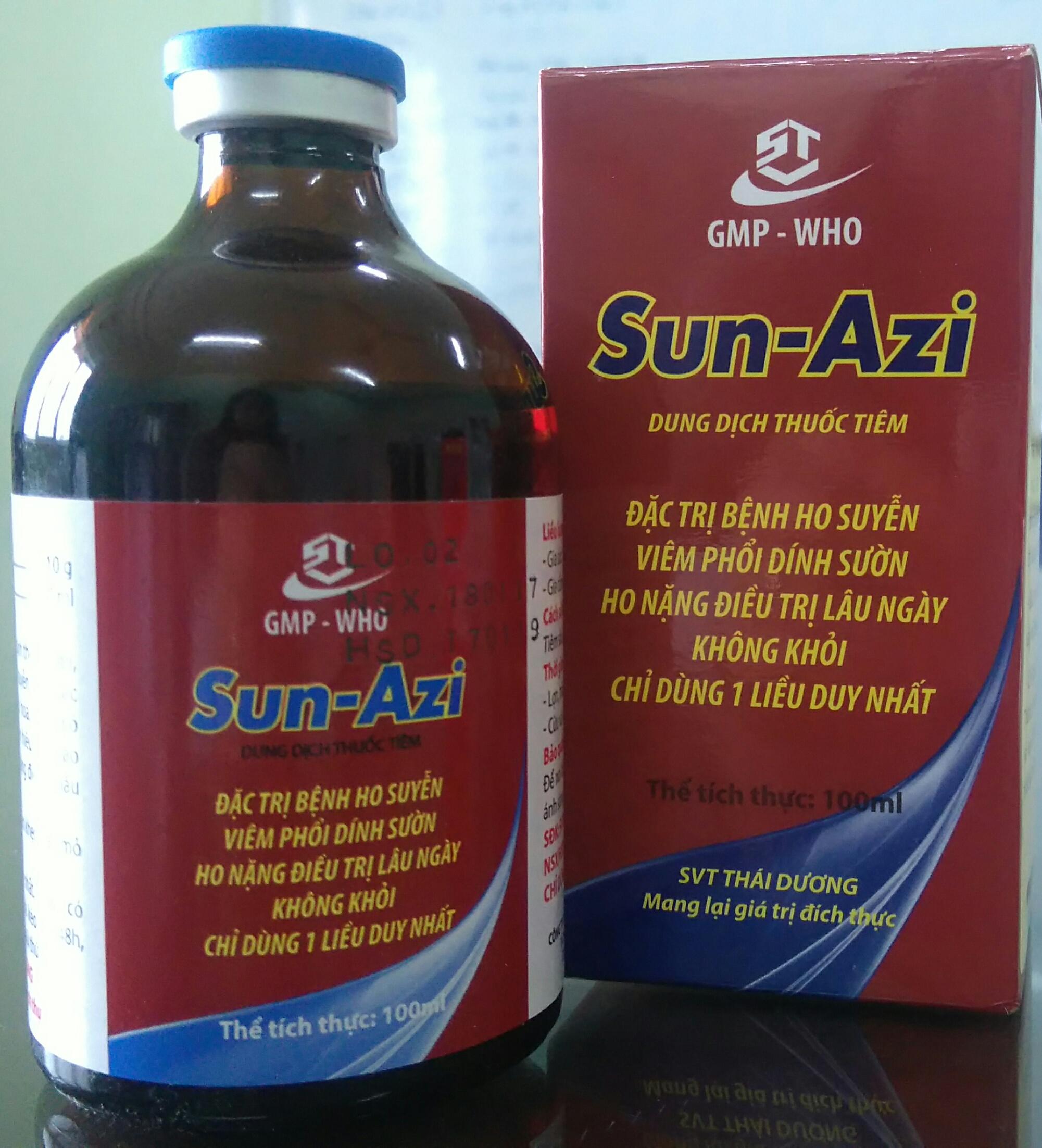 Sun - Azi 100ml